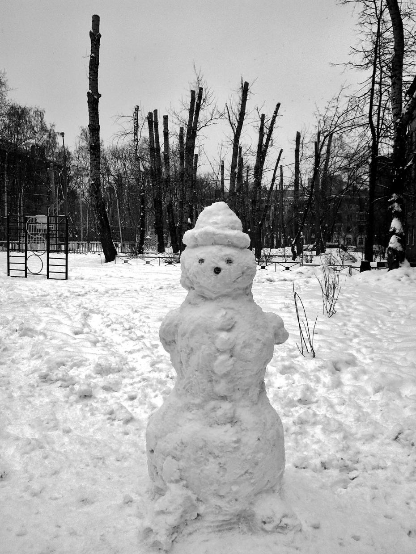 Russia Winter