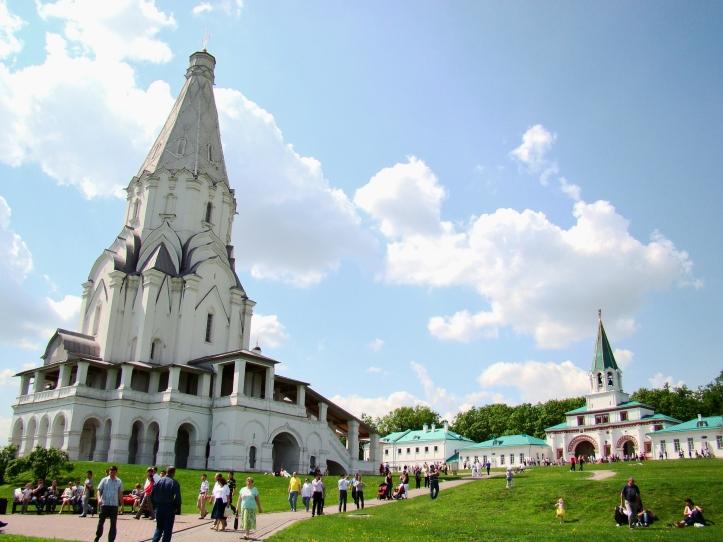 Moscow's Kolomenskoye Park