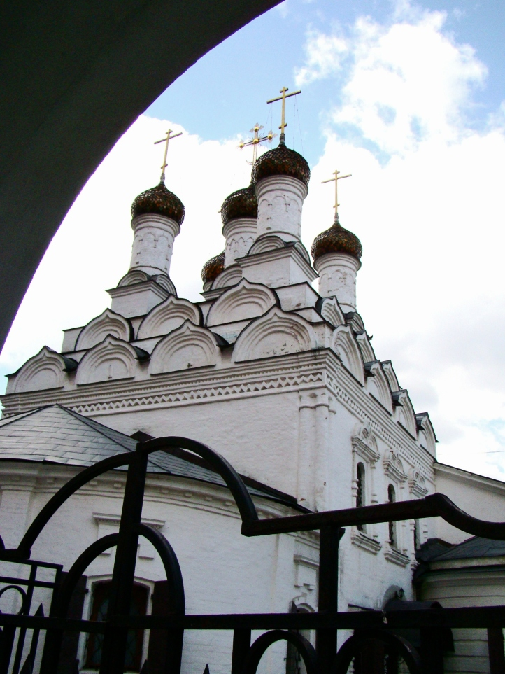 Moscow has countless churches all over the city, but not all of them are open to the public