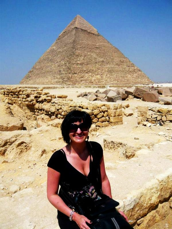 Me in Cairo, Egypt