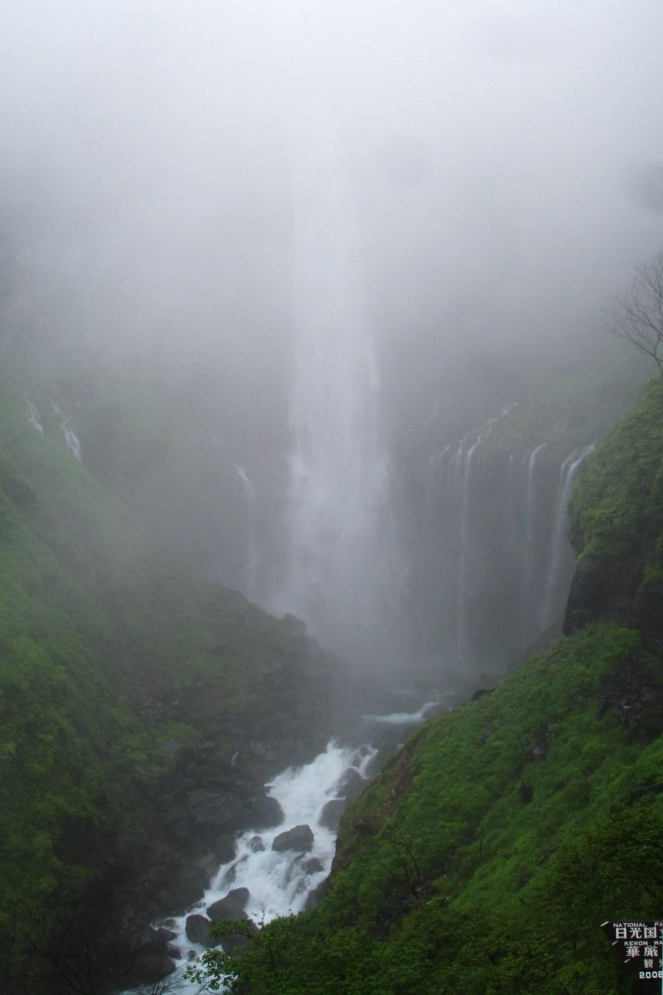 Kegon Waterfall, Japan