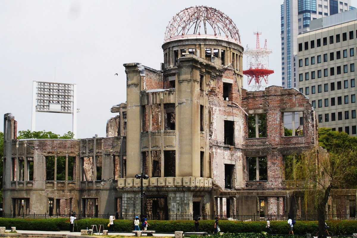 Why exploring Hiroshima's Peace Memorial Park was so emotional