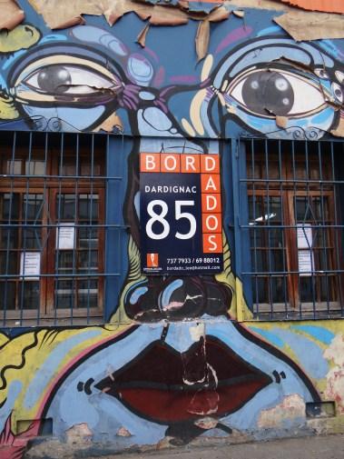 Santiago Street Art