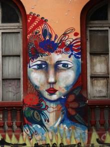 A lot of the graffiti is really beautiful!
