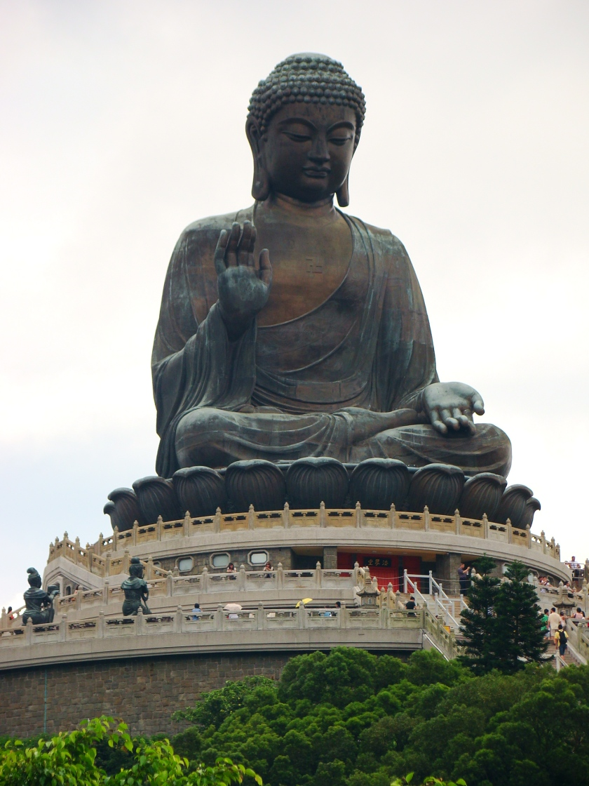 The Giant Buddha!!