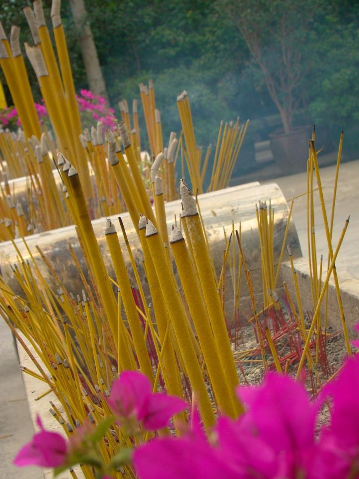 fragrant incense