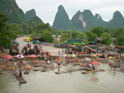 Yangshuo countryside is amazing