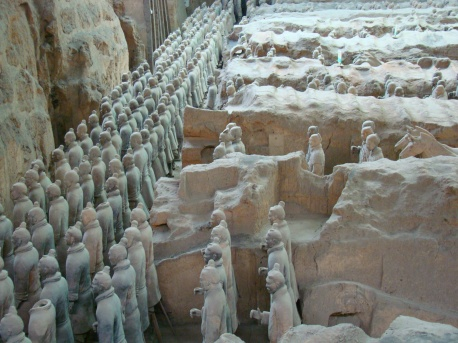 The amazing Terracotta Army