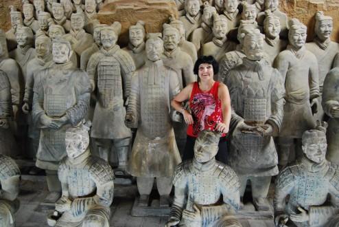The Terracotta Warriors