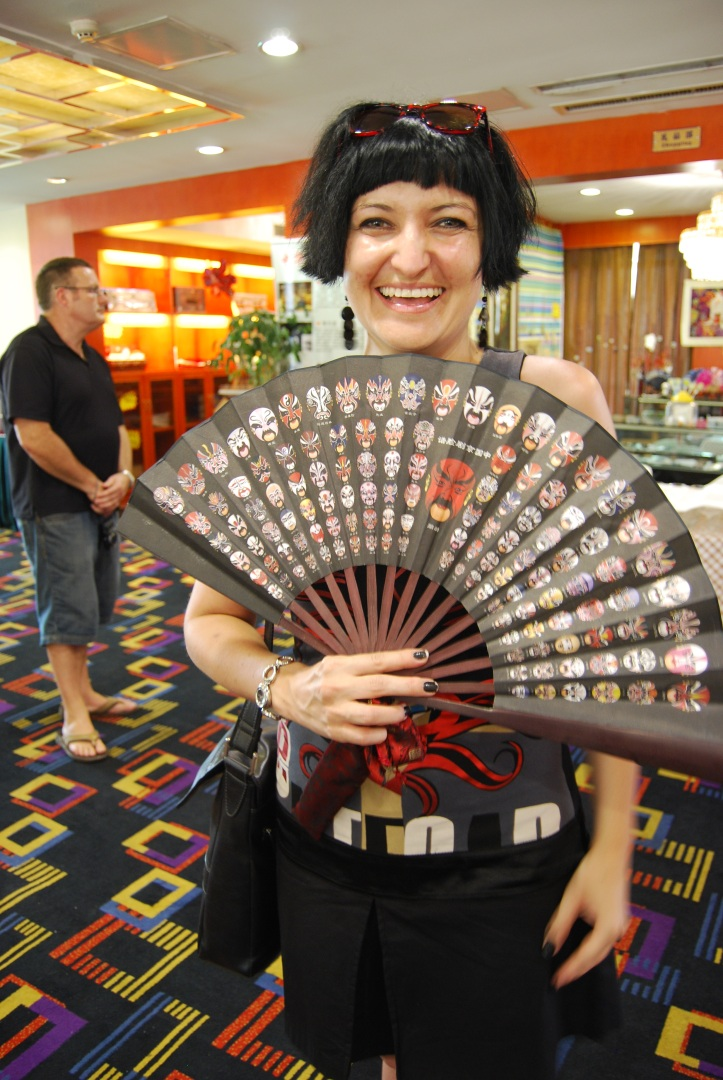 My first Chinese fan!!