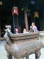 Temple of the Han Dynasty Emperor Zhao Lie