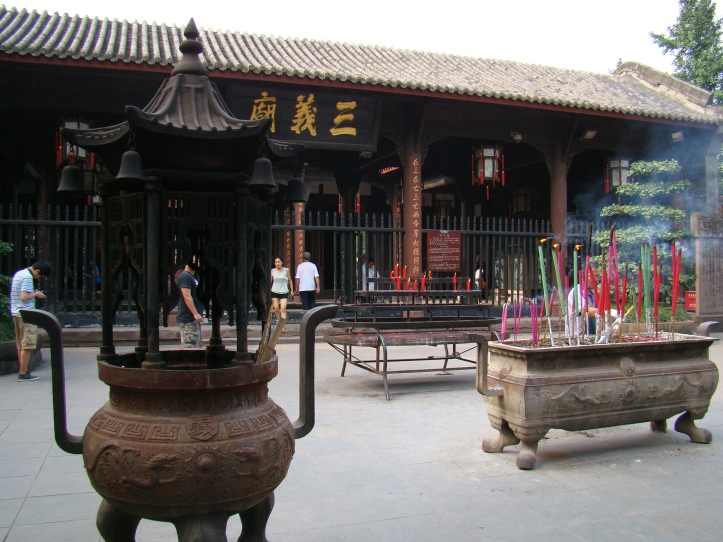 Temple of the Three Righteous Men