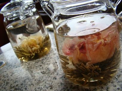 Our fragrant Flowering Tea