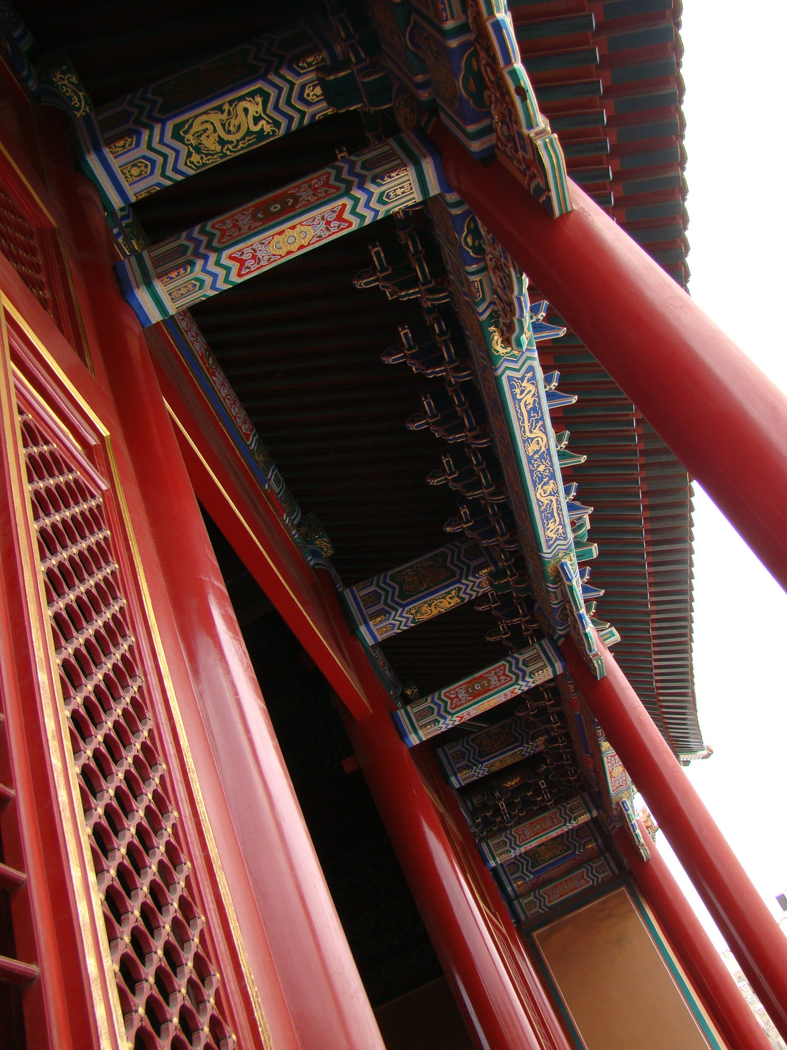 Stepping into Beijing's Forbidden City