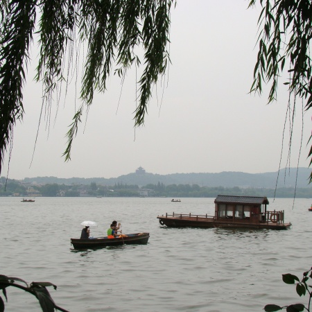 The Tranquil Hangzhou, West Lake of China