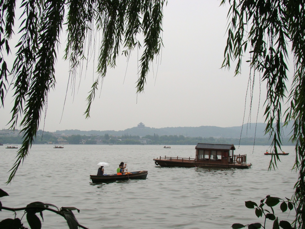 West Lake or Xī Hú