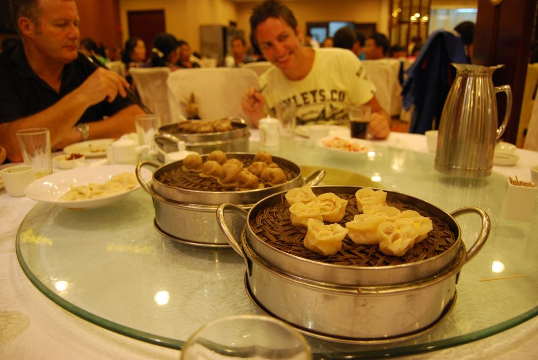 Dumpling Buffet!!
