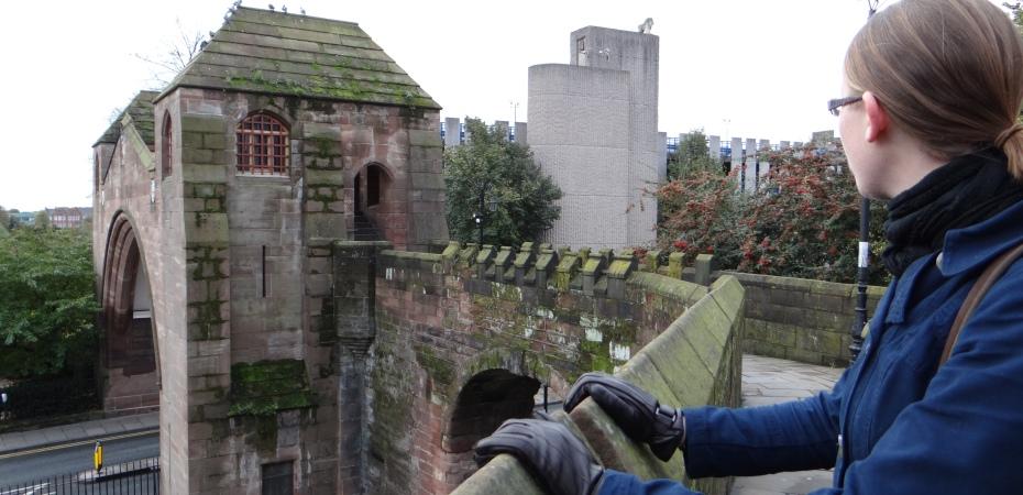newgate an arch bridge
