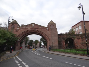newgate an arch bridge