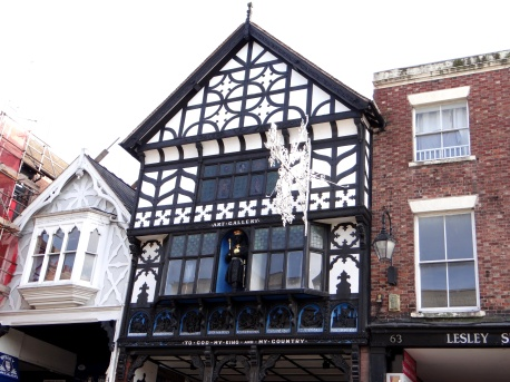 Chester Row