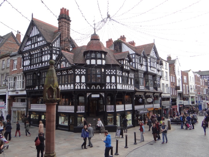 Chester Rows