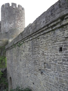 Conway town Walls