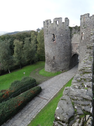 Medieval Town Walls of Conwy