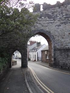 Conwy Wall gateways