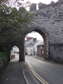 Conwy Wall gateways
