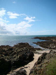 South West coast of the Isle of Anglesey