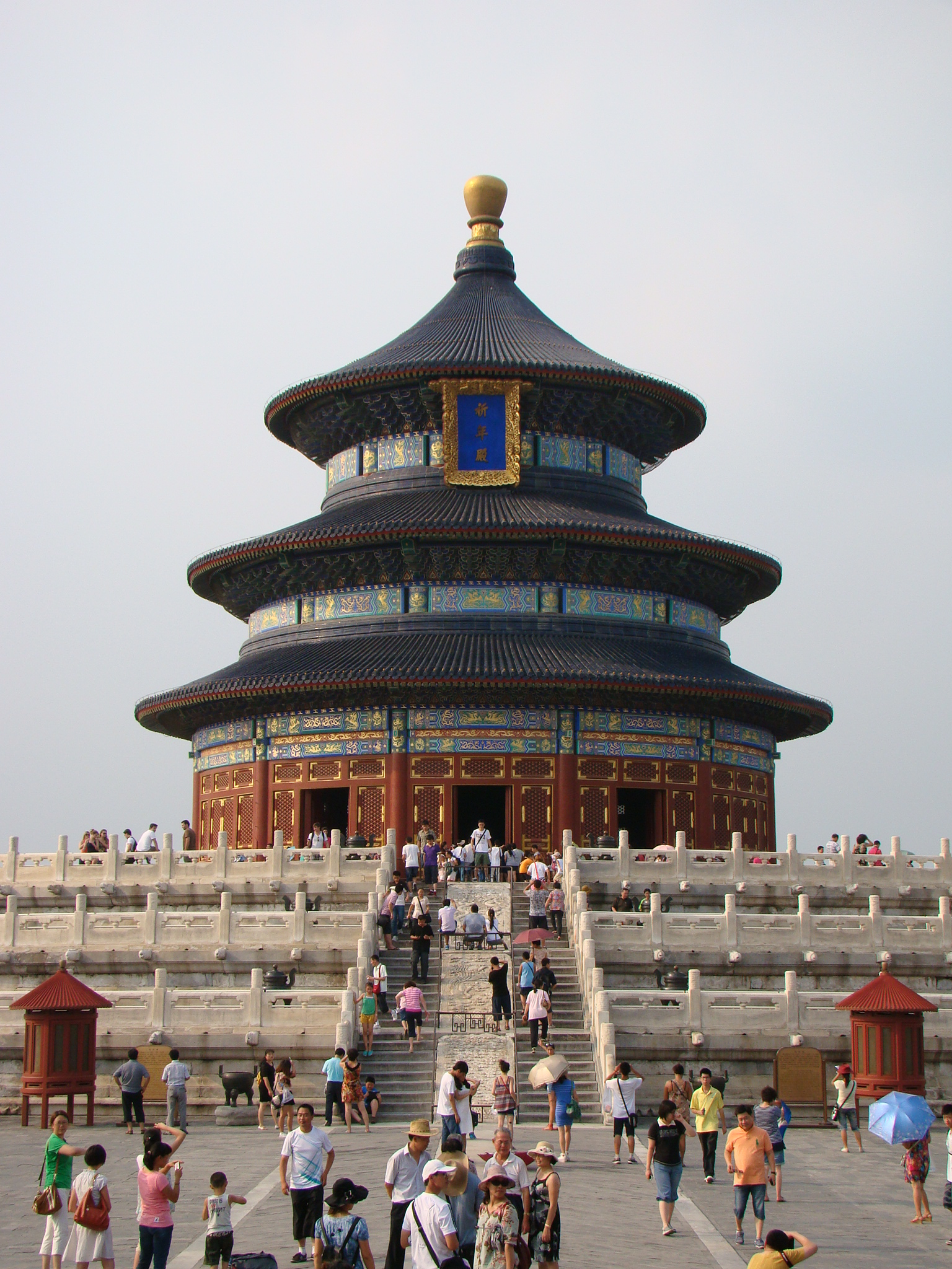 Temple of Heaven where they Sacrificed People for Good Harvests