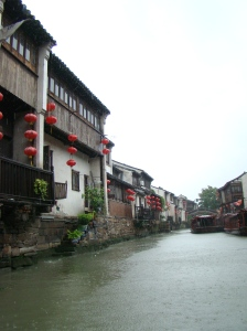 known as the Venice of china