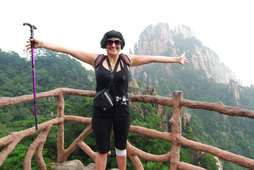Yellow Mountain Hike