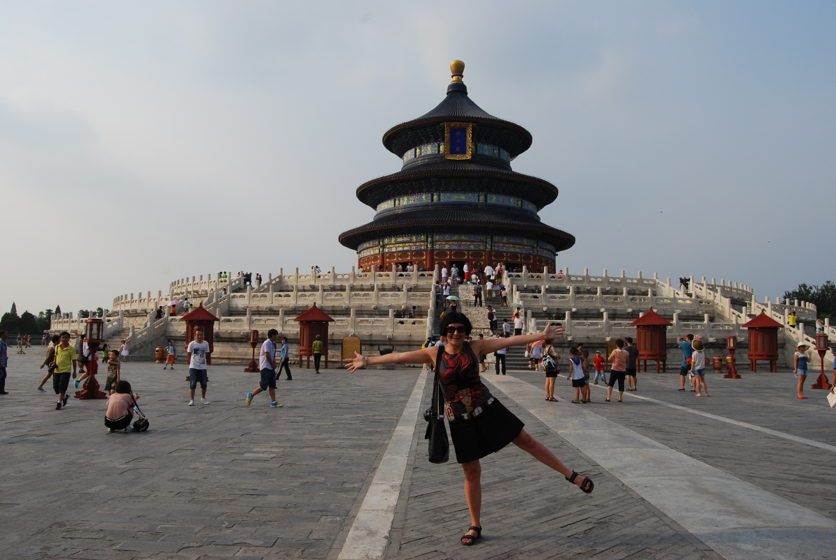 Exploring China's Temple of Heaven where they Performed Sacrifices for GoodHarvests