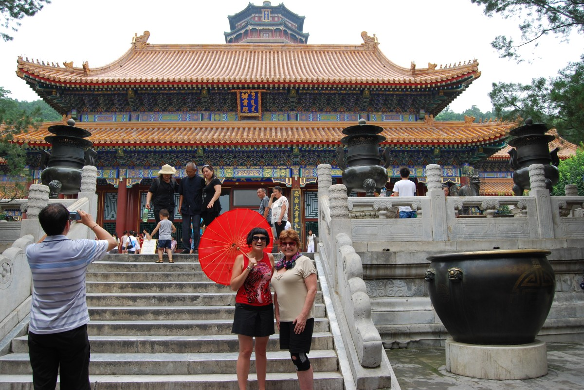 The Fabulous Summer Palace and its Amazing Gardens in Beijing