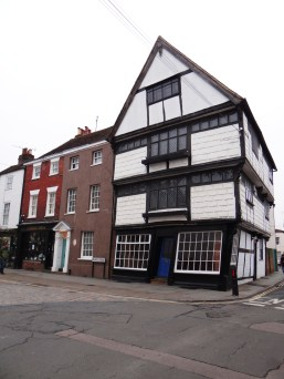 """"""" Crooked House"""""""