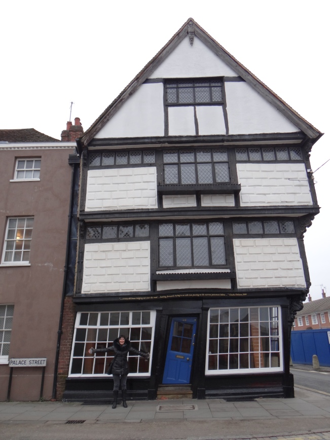 """ Crooked House"""
