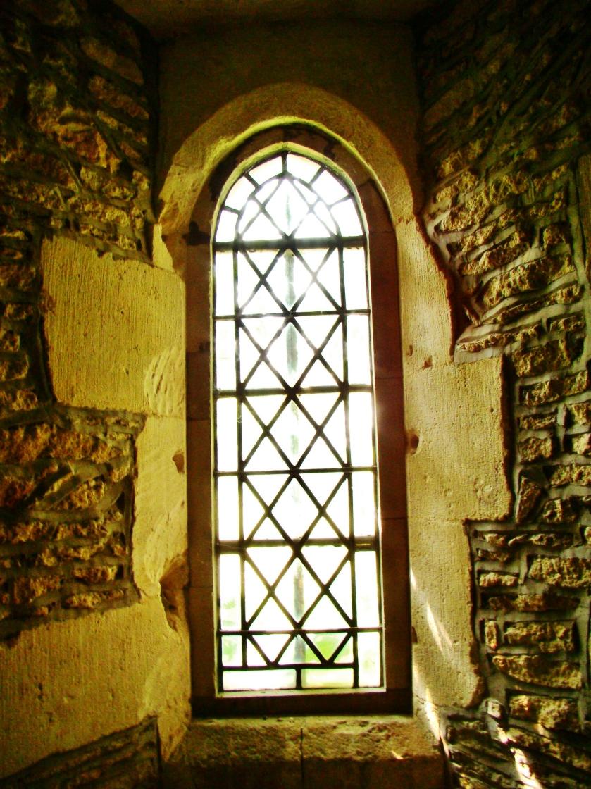 Harry Potter location: Professor Snape's Potions Class: Sacristy, Lacock Abbey, Lacock, Wiltshire