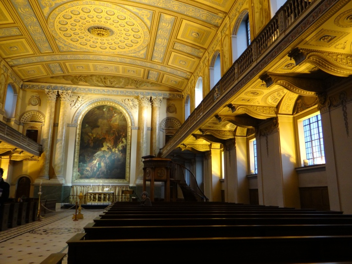 The Chapel is dedicated to St Peter and St Paul