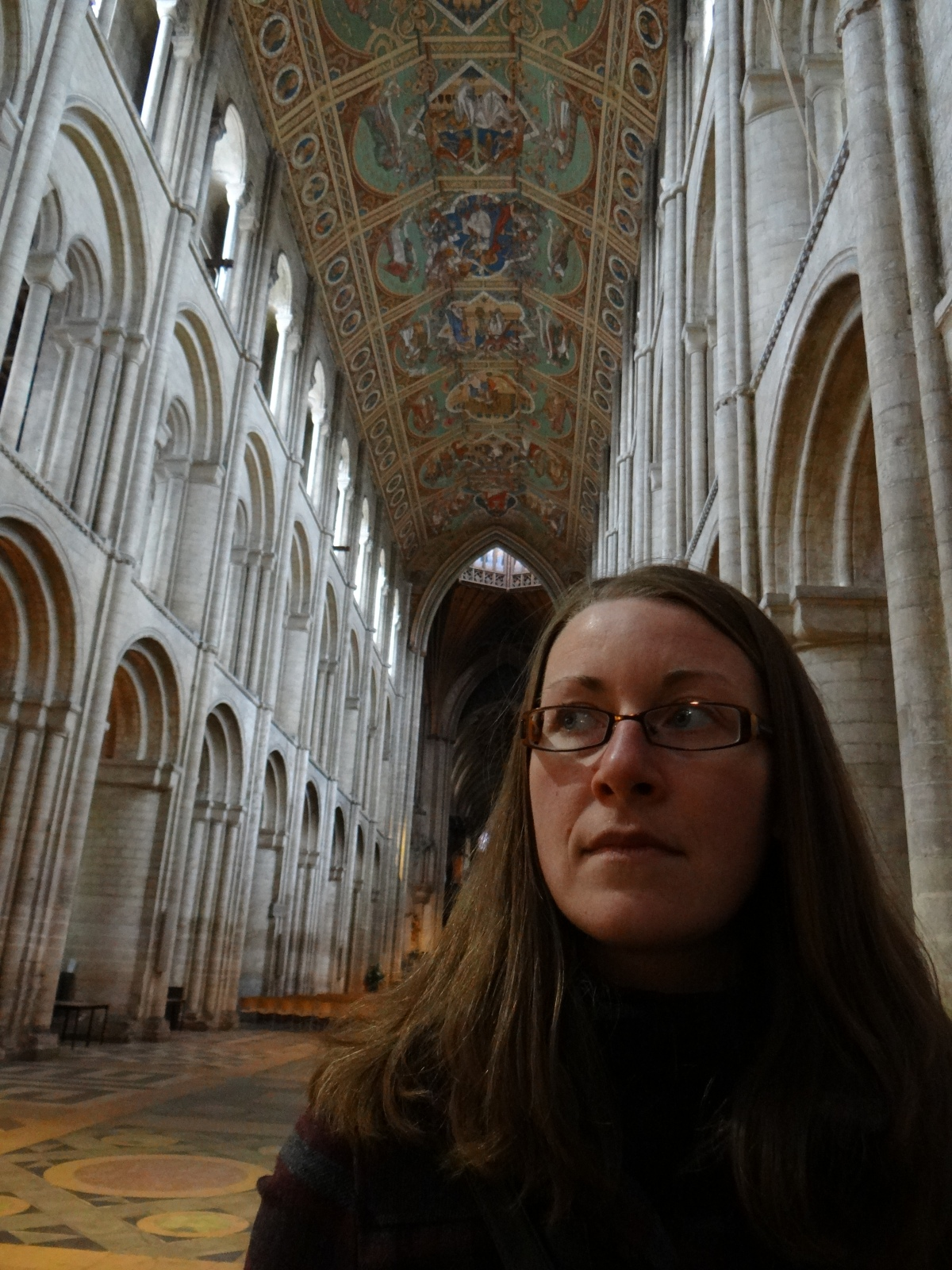 Ely Cathedral, a wonder of the MiddleAges