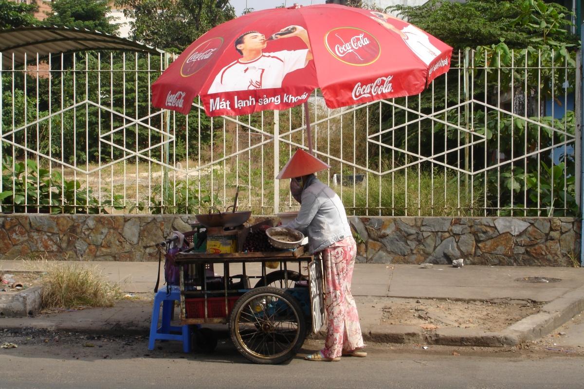 The tastiest Vietnamese Street Foodever!