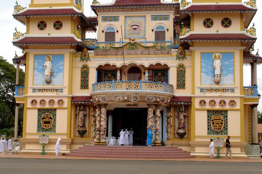 Cau Dai Temple