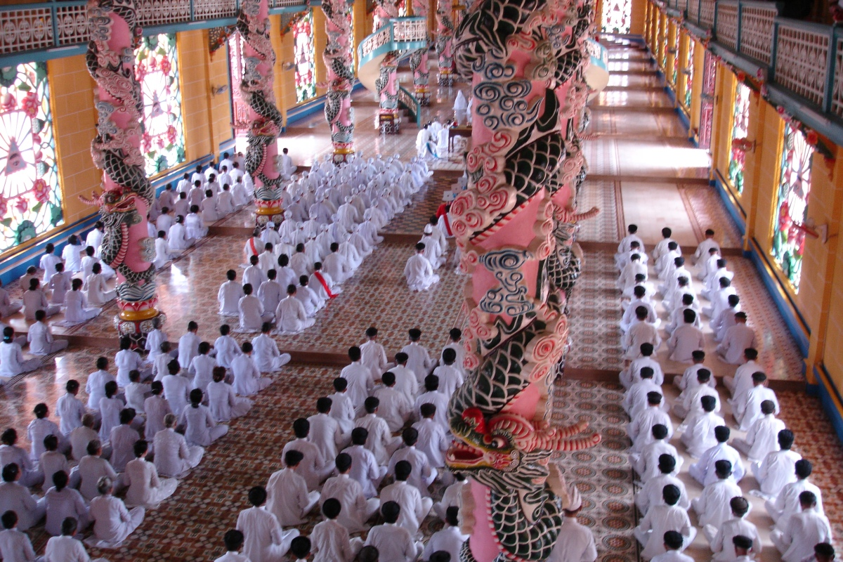 Asia's most Colourful and Gaudy Temple ever