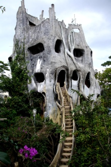 The Crazy House of Vietnam