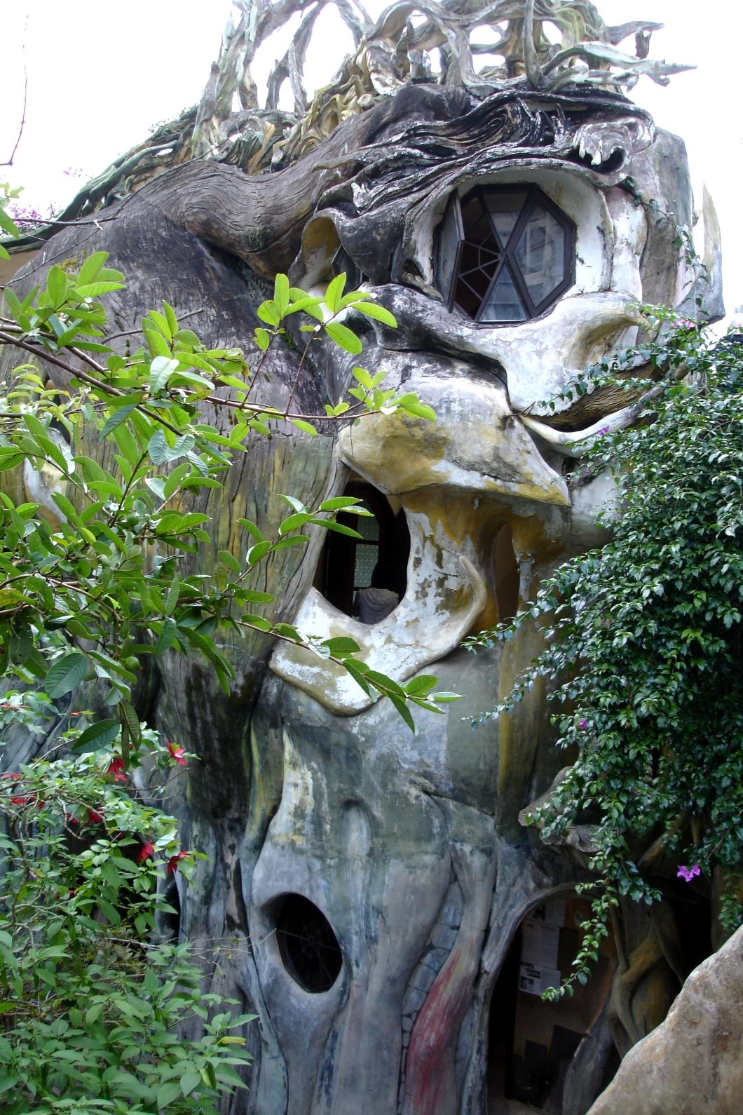 The Crazy House of Vietnam