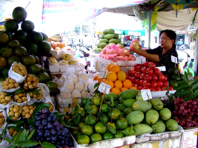 The colourful Markets of VietnamThe colourful Markets of Vietnam