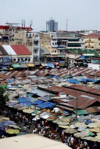 Food Market of Phnom Pehn