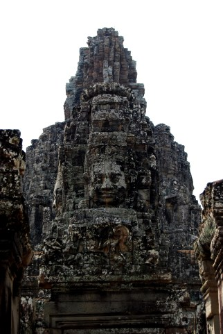 Giant stone Faces of Bayon
