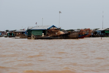 The Floating Villages of Siem ReapThe Floating Villages of Siem Reap