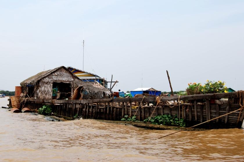 Floating Villages of Siem Reap